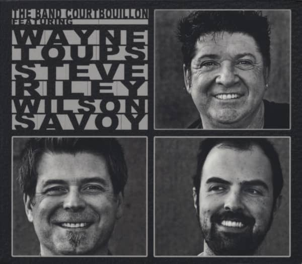 The Band Courtbouillon (CD)