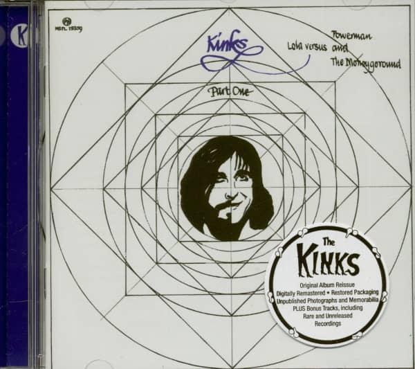 Kings Part 1 Lola Versus Powerman And The Moneyground (CD)
