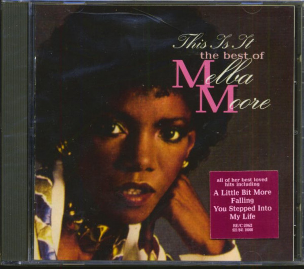 This Is It - The Best Of Melba Moore (CD)