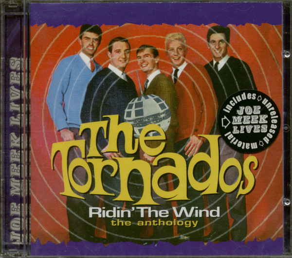 Ridin' The Wind - The Anthology (2-CD)