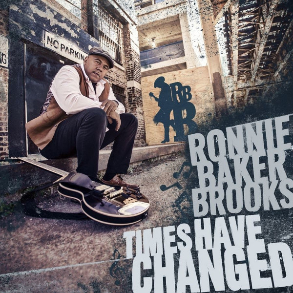 Times Have Changed (CD)