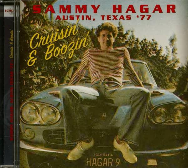 Austin, Texas 1977 - Cruisin And Boozin' (CD)