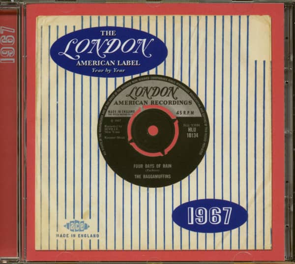 The London American Label - Year By Year 1967 (CD)