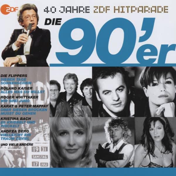 Die 90'er - ZDF Hitparade Jubiläums Serie