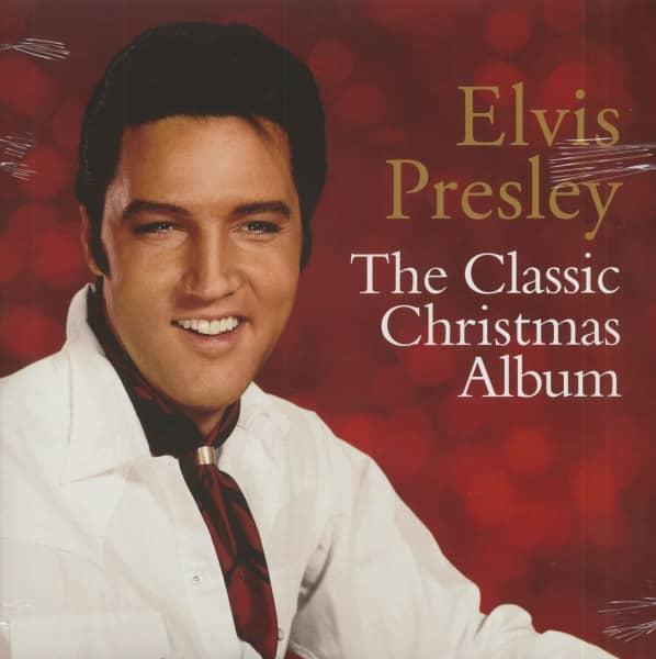 The Classic Christmas Album (LP)