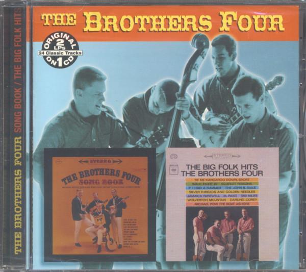 Song Book - The Big Folk Hits (CD)