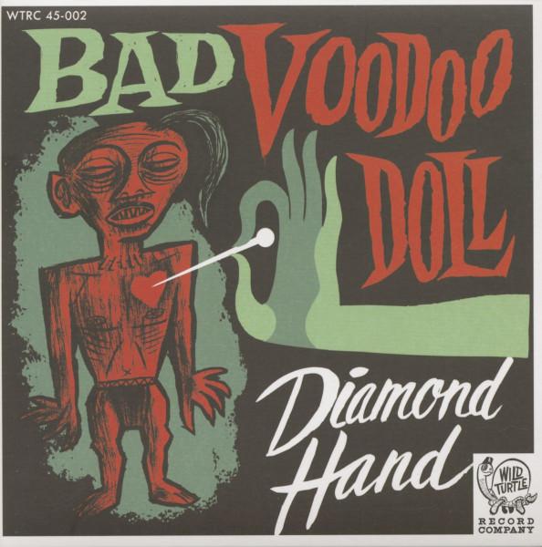 Bad Voodo Doll - Space Rocket Baby (7inch, 45rpm, Ltd.)