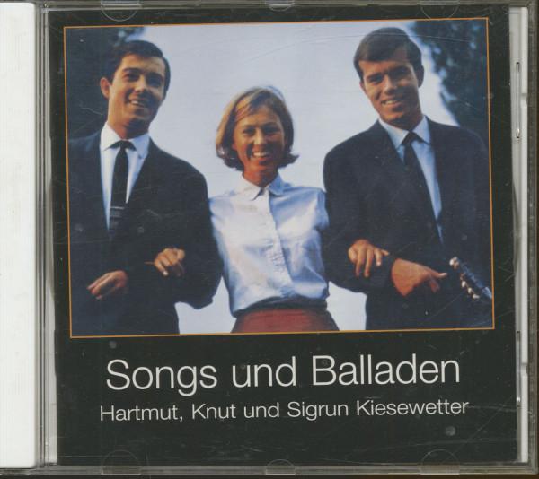 Songs und Balladen (CD)