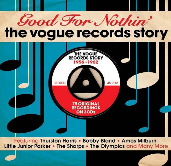 Good For Nothin' - The Vogue Records Story (3-CD)