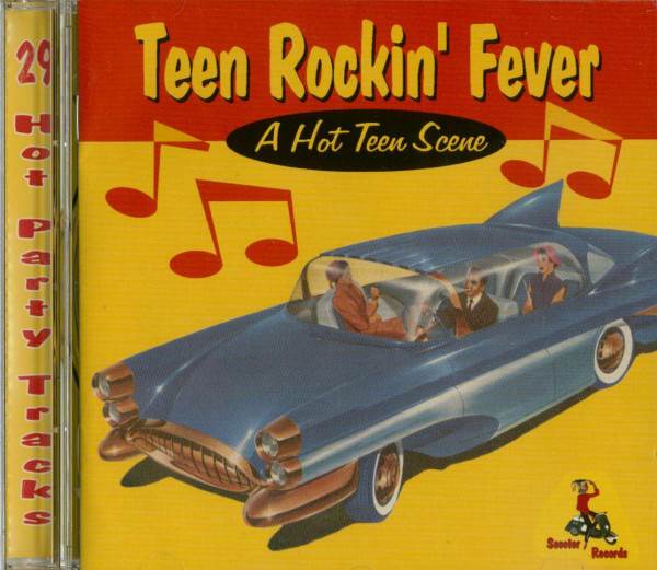 Teen Rockin' Fever Vol.1