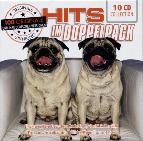 Hits im Doppelpack Vol. 1 (10-CD)
