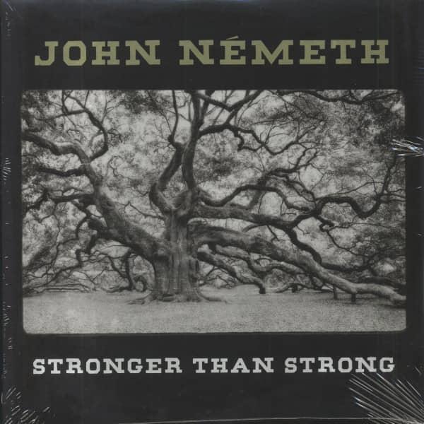 Stronger Than Strong (LP)