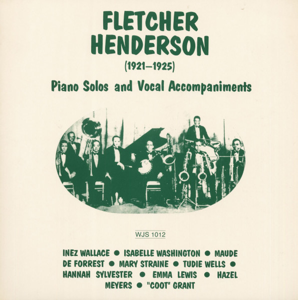 Piano Solos And Vocal Accompaniments (LP)