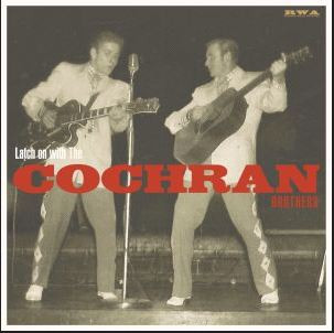 Latch On With The Cochran Brothers (LP, 10inch)