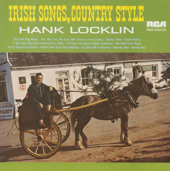 Irish Songs, Country Style (LP)