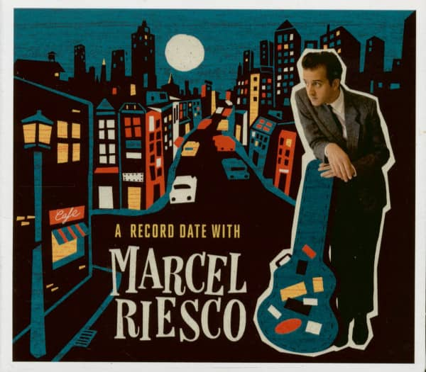 A Record Date With Marcel Riesco (CD)
