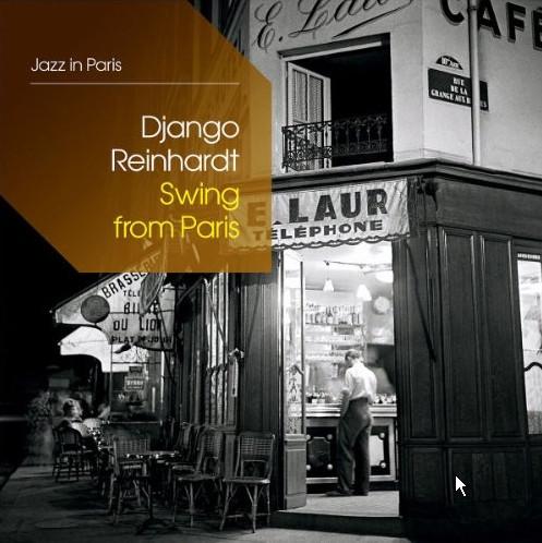 Swing From Paris - Jazz In Paris (3-CD)