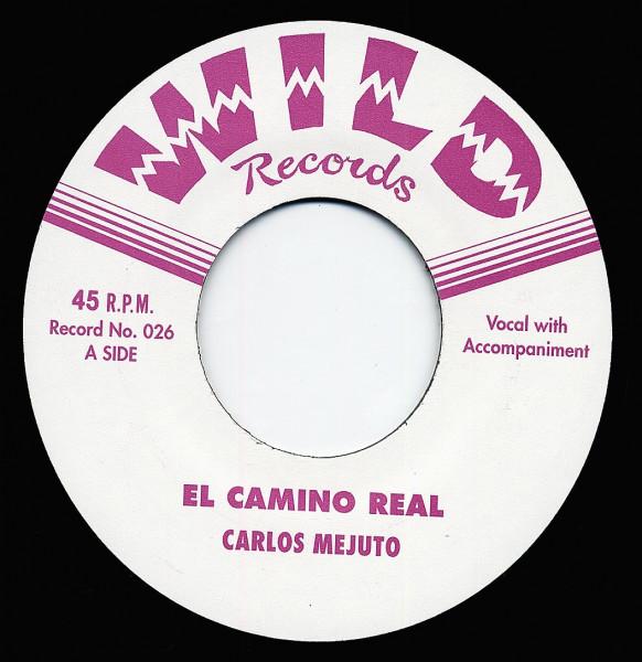 El Camino Real - Waterboy 7inch, 45rpm, CS, ltd.