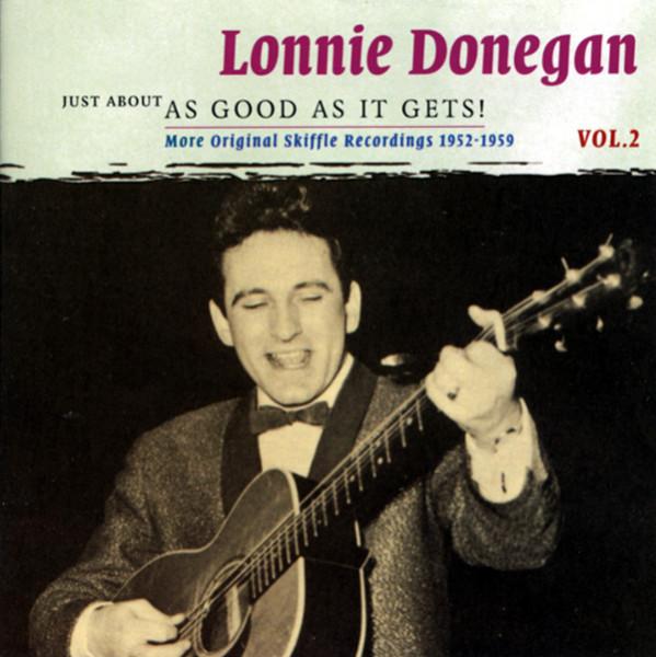 Vol.2, As Good As It Gets 1953-56 (2-CD)