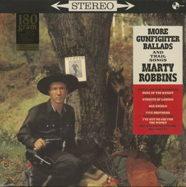 More Gunfighter Ballads And Trail Songs (LP, 180g Vinyl)