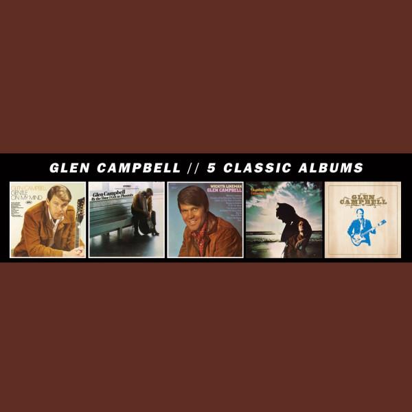 5 Classic Album (5-CD)