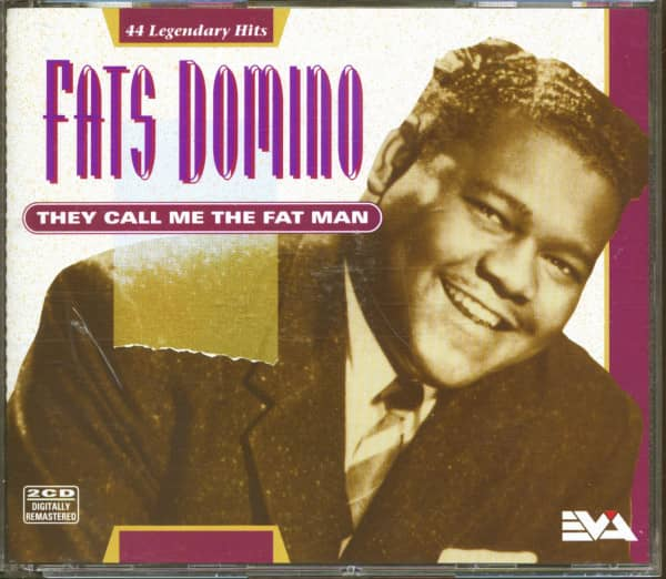 They Call Me The Fat Man (2-CD)