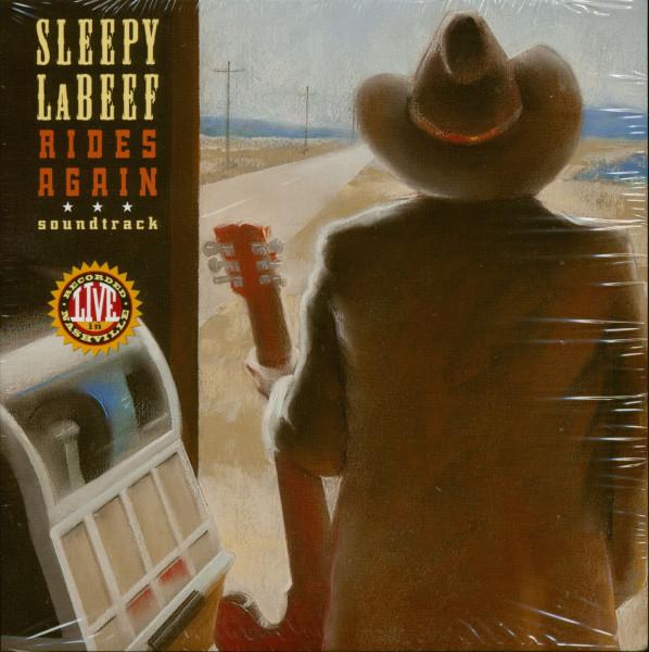 Sleepy LaBeef Rides Again - Live In Nashville (CD)