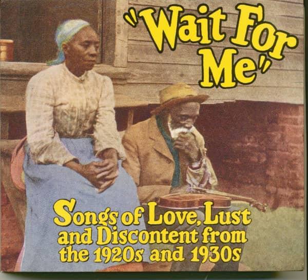 Wait for Me (3-CD)