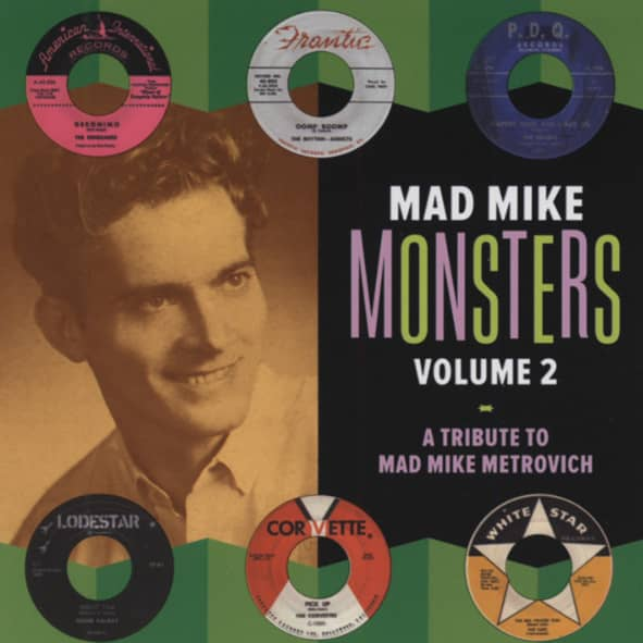 Vol.2, Mad Mike Monsters