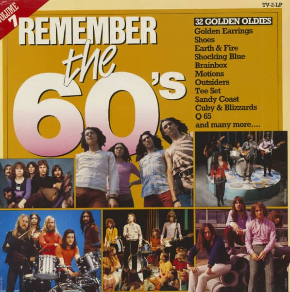 Remember The 60's Vol.7 (2-LP)