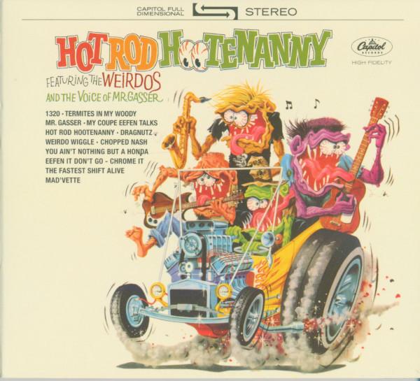 Hot Rod Hootenanny (1963) Limited Edition
