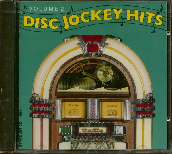 Disc Jockey Hits Vol.2 (CD)