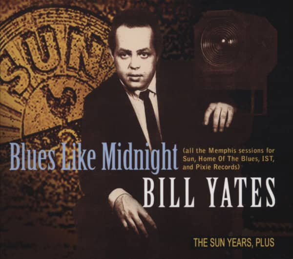 Blues Like Midnight - The Sun Years, Plus