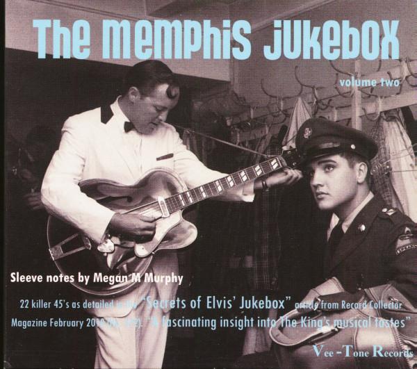 The Memphis Jukebox, Vol.2 (CD, Ltd.)