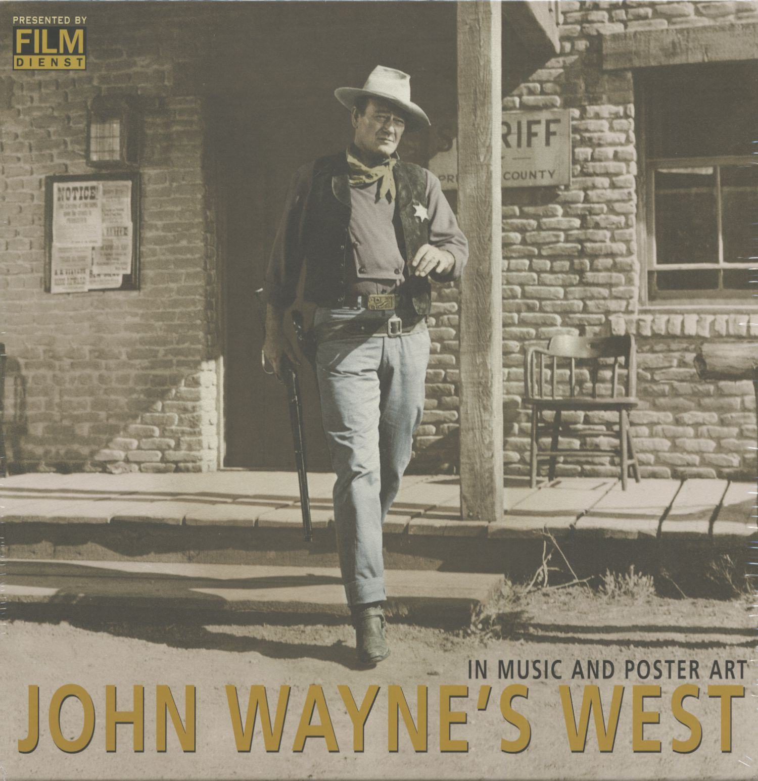 e55ffb5e02d John Wayne Box set  John Wayne s West - In Music And Poster Art (10 ...