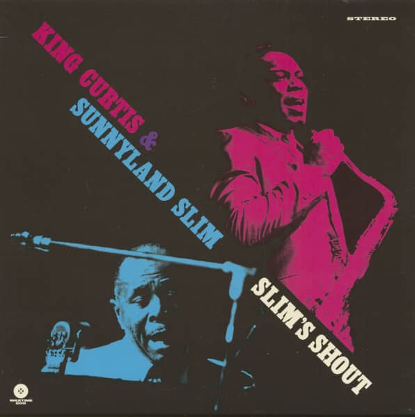 King Curtis And Sunnyland Slim - Slim's Shout (LP, 180g Vinyl)