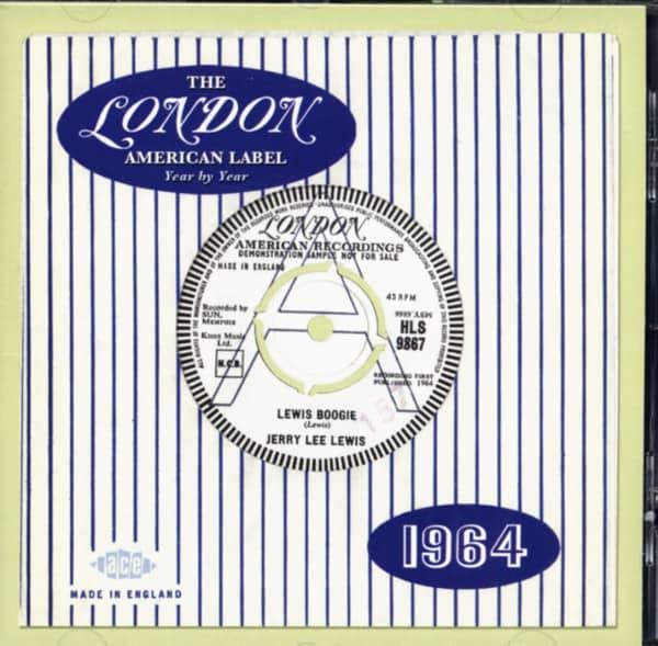 London American Label - 1964