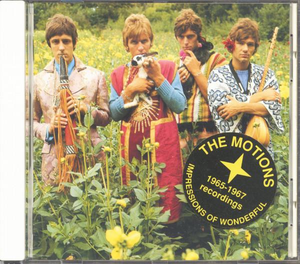 Impressions Of Wonderful 1965-1967 (CD)