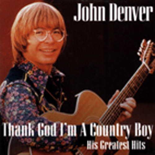 Thank God I'm A Country - His Greatest Hits