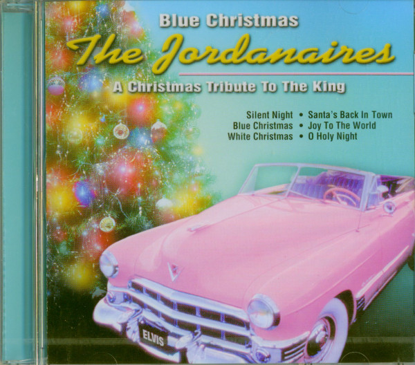 A Christmas Tribute To The King (CD)