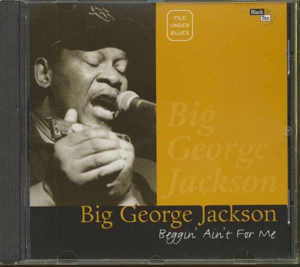 Beggin' Ain't For Me (CD)
