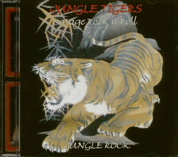 Jungle Rock - Savage Rock'n'Roll (CD)