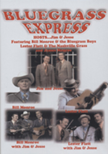 Bluegrass Express 1972 (Host.By Jim & Jesse)