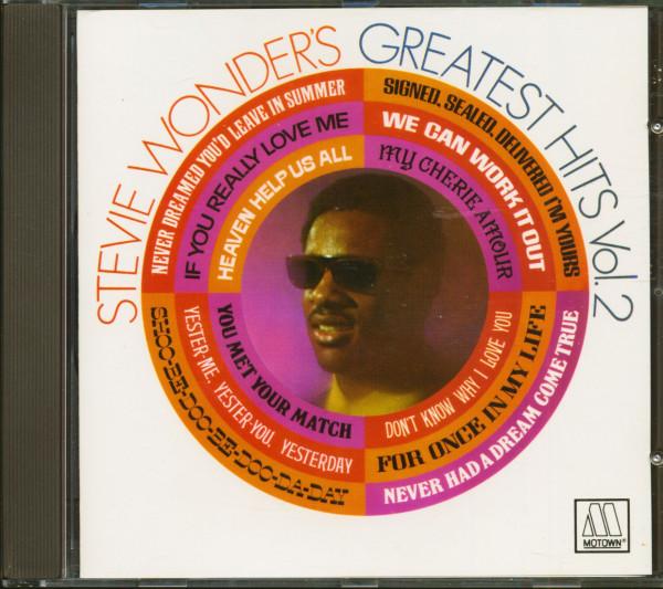 Greatest Hits Vol.2 (CD)
