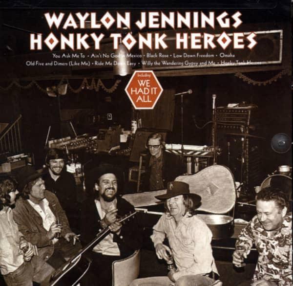 Honky Tonk Heroes...plus