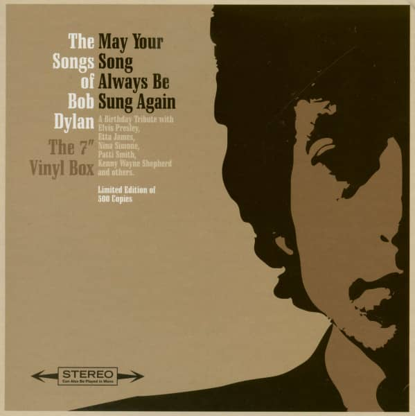 The Songs Of Bob Dylan - May Your Song Always Be Sung Again - Various Artists (10x7inch, 45rpm Viny
