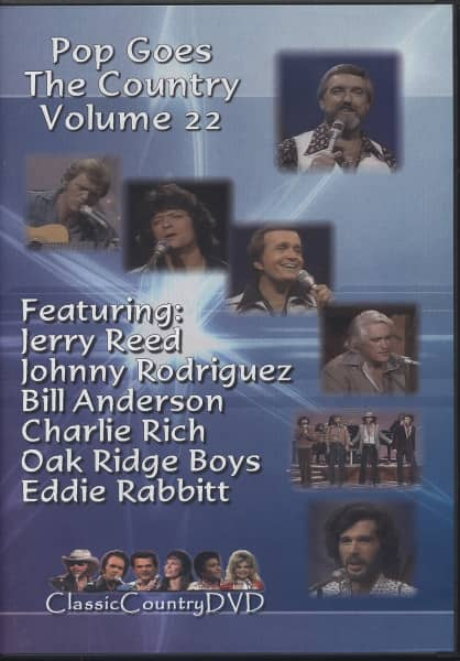 Vol.22, Pop Goes Country 1977-78