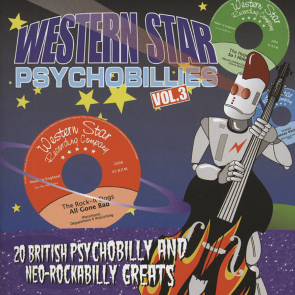 Vol.3, Western Star Psychobillies