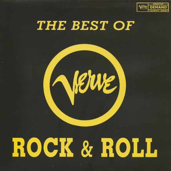 The Best Of Verve Rock & Roll (LP)