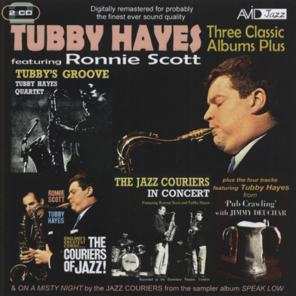 Three Classic Albums...plus (2-CD)